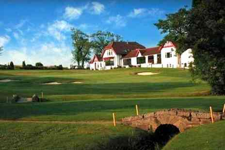 Balmore Golf Club - Golf For Two With Lunch - Save 56%