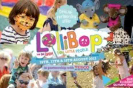Lollibop Fesitval - LolliBop Childrens Festival Tickets - Save 22%