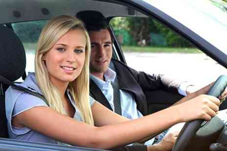 Driving Centre UK - Four Hours of Driving Lessons - Save 78%