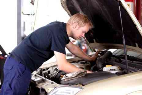Liverpool MOT - Car Air Conditioning Service With Re Gas - Save 75%