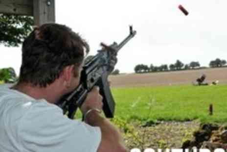 Southdown Activity Centre - Clay Pigeon Shooting Experience - Save 56%