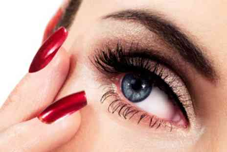 Hamiltons Hair and Beauty - Hollywood Eyelash Extensions - Save 58%