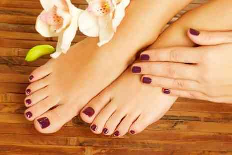 fabznation june deal - Shellac or Gelish Manicure - Save 60%