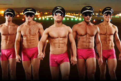 Dream Idols - Ticket to the 2013 Dream Idols Sizzling Summer Male Revue Show - Save 58%