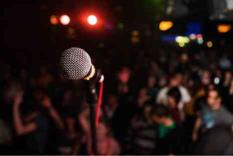 Native Tongue - Live Comedy and Jazz Night For Two - Save 28%