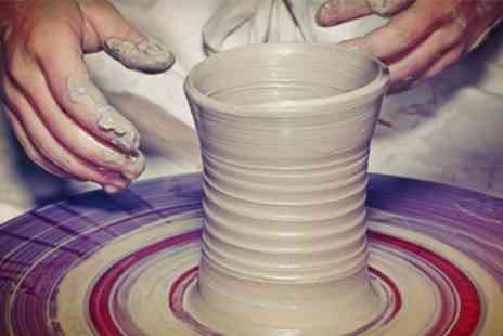Raine Ceramics - Introduction to Pottery Class For One - Save 50%