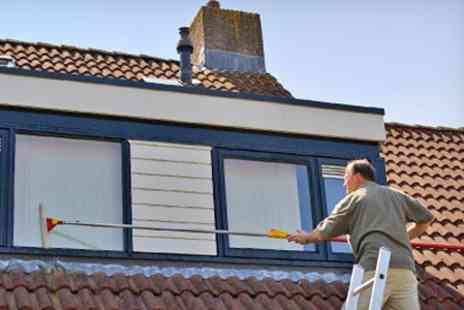 Supreme Clean - Window and Gutter Cleaning - Save 50%