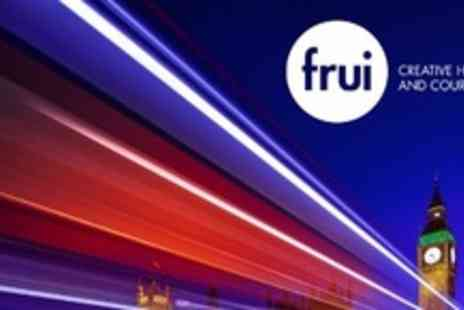 Frui - London Night Lights Walking Photography Class - Save 60%