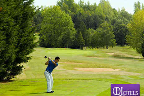 Telford Hotel - 18 Hole Round of Golf with Buggy Hire for Two - Save 57%