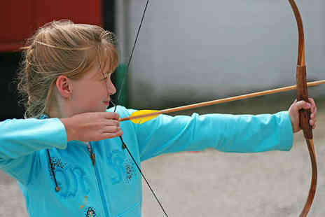Blackburn Archery - Two Hour Archery Experience with Equipment for One - Save 50%