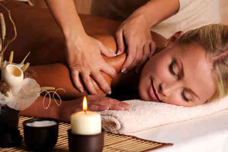 Oceanic Hair & Beauty - Hour Long Massage with 30 Minute Facial - Save 55%