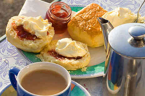 Chesters Grove - Afternoon Tea for Two People with a Glass of Bubbly - Save 52%