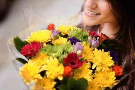 Flowers Direct - Flower Bouquet Gift Voucher - Save 50%