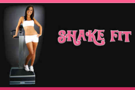 Shake Fit - 30 x 10 Minute Flabelos Sessions - Save 50%