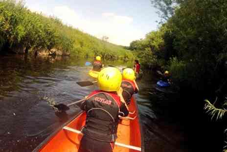 AWOL Paintball & Adventure Centre - Water Activities Package With Camping - Save 34%