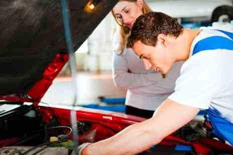 T & M Autocare - 54 Point Car Service With Oil and Filter Change - Save 68%