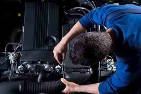 Speedys Wheels & Tyres - Car Service Plus 50 Point Check and Oil Change - Save 29%
