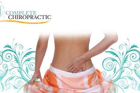 Complete Chiropractic - Chiropractic Consultation - Save 80%
