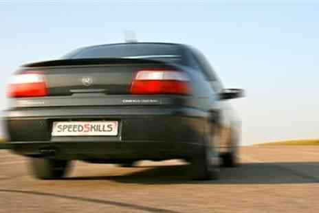 Speedskills - Stunt Driving Two Hour Experience For One - Save 25%