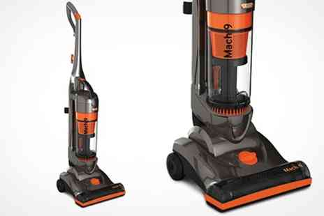 Deluxe Home Brands - Vax Mach 9 Upright Vacuum Cleaner - Save 74%