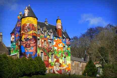 Kelburn Castle - Family Ticket - Save 50%