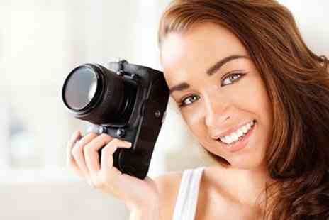 PTP Studio - Full Day Studio Camera Workshop With Refreshments - Save 70%