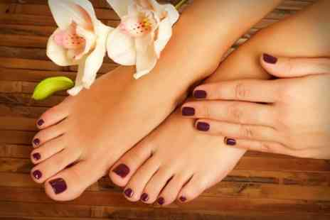 Polish Nail and Beauty - OPI Gel Nails - Save 60%