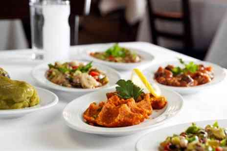 Sultan Restaurant - Turkish Meze Meal For Two - Save 54%