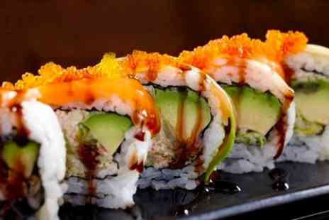 Me Love Sushi - Food and Drinks - Save 50%