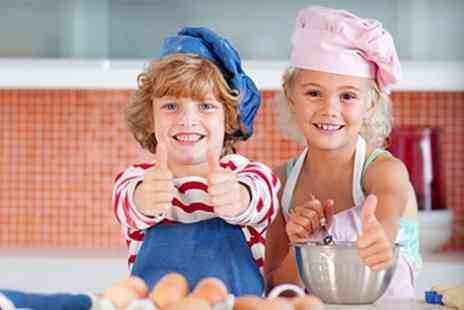 The Cooking Experience - Summer Holiday Kids Cookery Class For One - Save 50%