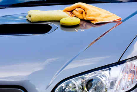 Easy Clean - Full Car Valet Service - Save 73%