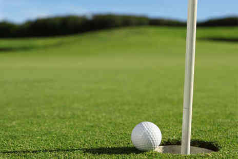 Horsforth Golf Club - 18 Holes of Golf for Two - Save 67%