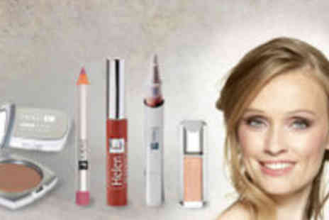 Helen E - Cosmetic gift set - Save 72%