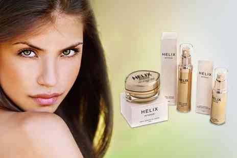 Manhattan Minerals - Helix Intense Collection containing Helix Intense Snail Serum Eye Cream - Save 63%
