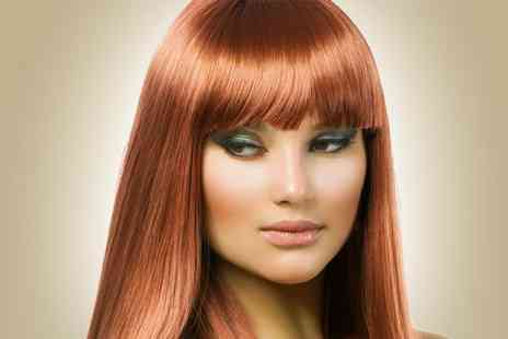 Salon 100 - Brazilian blow dry plus cut and finish - Save 83%