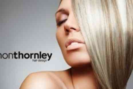 Simon Thornley Hair Design - Full Head of Highlights or Colour - Save 77%