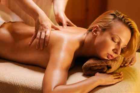 Skin Health Spa - City Centre Spa Hour Long Massage or Facial - Save 62%
