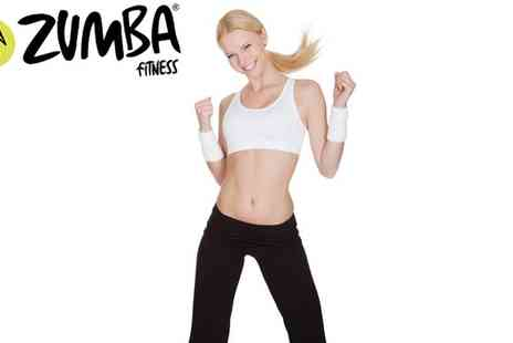 Keanda Zumba Fitness - 10 x Zumba Classes - Save 53%