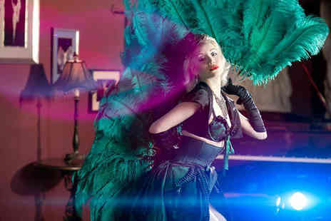 Volupte Lounge - Entry to a show at one of Londons finest burlesque venues including a cocktail - Save 59%