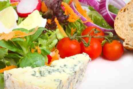 West Green Deli - Ploughman's Lunch For Two - Save 49%