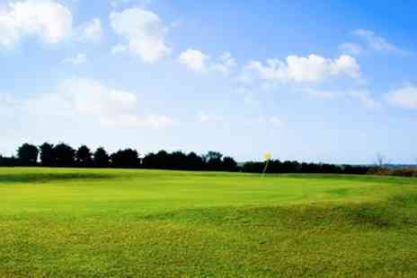 South Pembrokeshire Golf Club - Golf For Two With Lunch - Save 53%