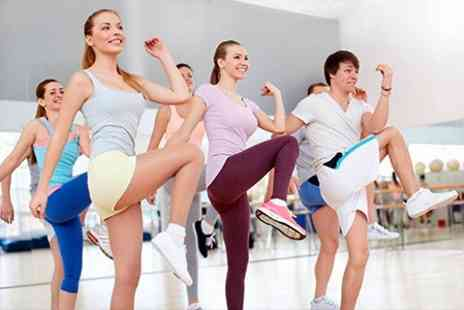 Millfield Fitness - Five Classes Includig Yog Zumba and Body Pump - Save 52%