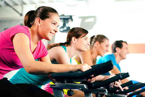 GH Health and Fitness - Ten Gym Passes - Save 82%