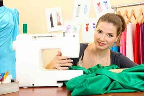 The Textile Workshop - Make a Dress, Skirt or Shirt Workshop - Save 68%