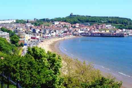 The Victoria Hotel - In Scarborough One Night Stay For Two With Breakfast - Save 35%