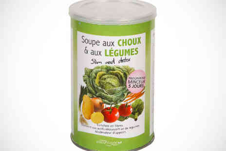Beauty World - Slim & Detox Cabbage Soup - Save 50%