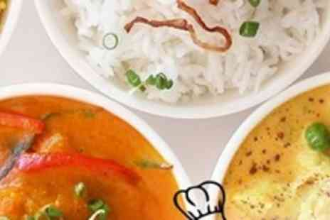 Bawarchi - Two Course Indian Fare for Four People With Bottle of Beer Each - Save 70%