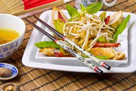 iCook Thai - Two course Thai meal for two - Save 67%