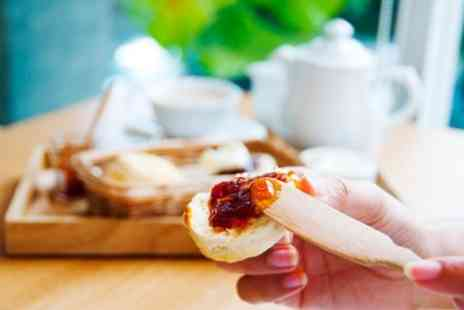 Cafe Nucleus - Gin Afternoon Tea For Two - Save 57%