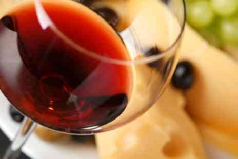 Lazy Lounge - Wine Tasting For Two With Cheese Board - Save 60%